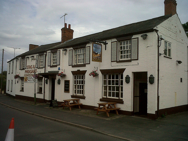 Stag & Pheasant in Hillmorton, Rugby